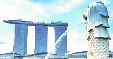 ทัวร์สิงคโปร์ Symbolic ล่องเรือ Bum boat ขึ้นชม OCBC Skyway ที่พัก 4 ดาว 3วัน 2คืน (ก.ค.-ธ.ค.62) โดยสายการบิน Singapore airlines เริ่มต้น 17,999.-