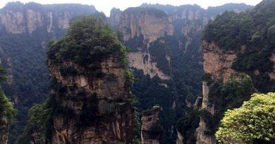 ทัวร์จีน ฉางซา ฟ่งหวง จางเจียเจี้ย สะพานแก้วที่ยาวที่สุด 6 วัน 5 คืน (ม.ค.-เม.ย.60) โดยสายการบิน THAI SMILE