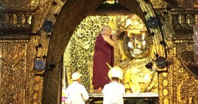 ทัวร์พม่า มัณฑะเลย์ พุกาม มิงกุน อมรปุระ 4 วัน 3 คืน เลสโก เสน่ห์จันทร์ (พ.ย.-ธ.ค.62) โดยสายการบิน Thai Smile เริ่มต้น 12,999.-